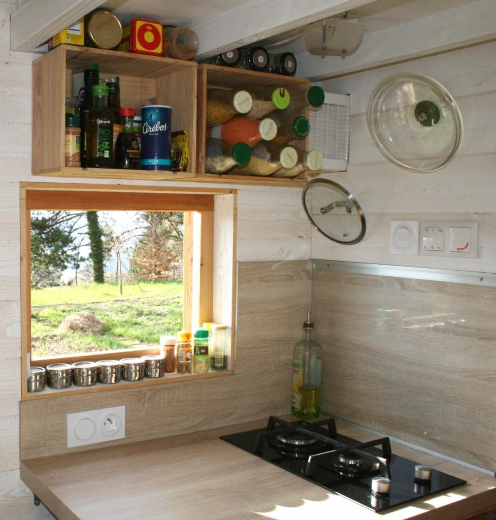 le t moignage de myl ne je vis dans une tiny house zen et organis e le blog. Black Bedroom Furniture Sets. Home Design Ideas